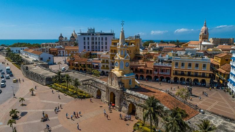 Atrações em Cartagena
