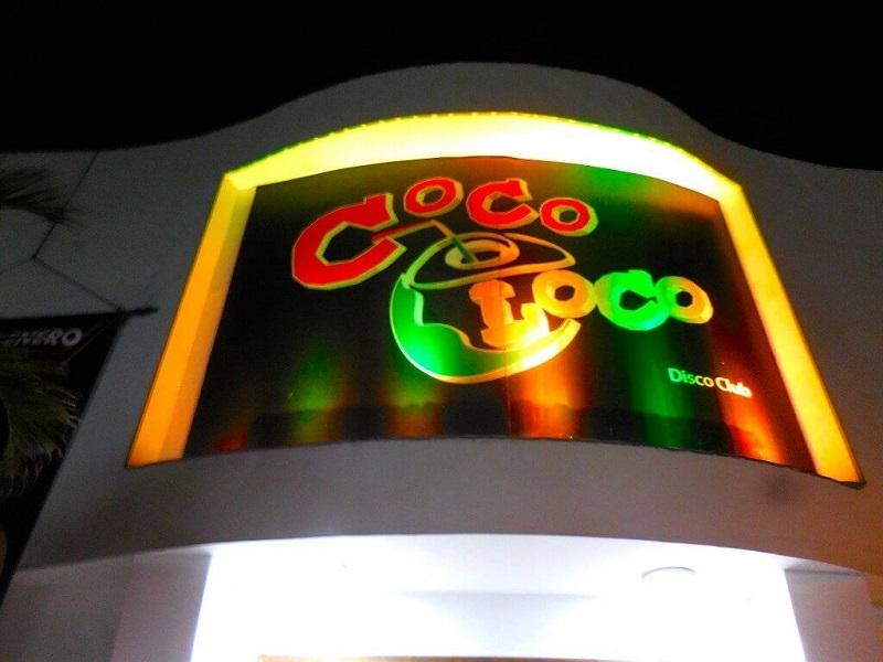 Coco Loco em San Andrés