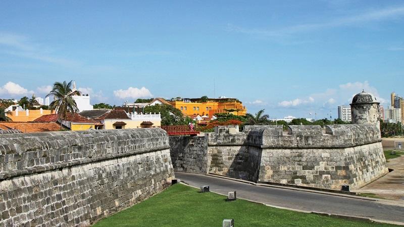 Muralhas de Cartagena