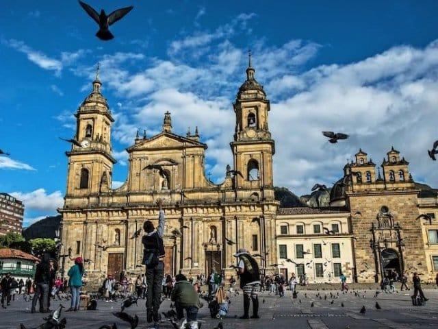 O que fazer em Bogotá