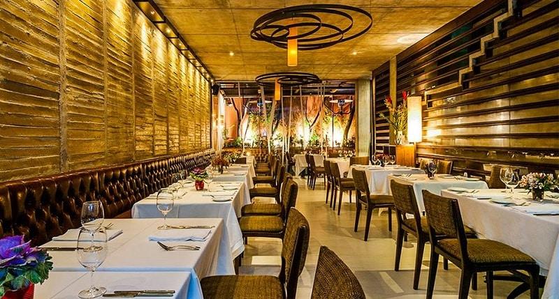 Restaurante para jantar em Bogotá
