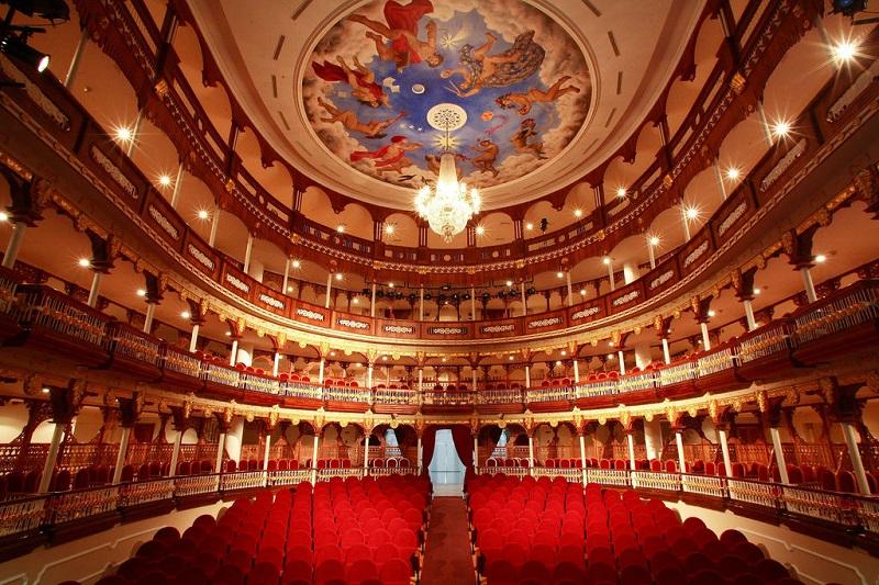 Teatro Alfonso Mejía em Cartagena