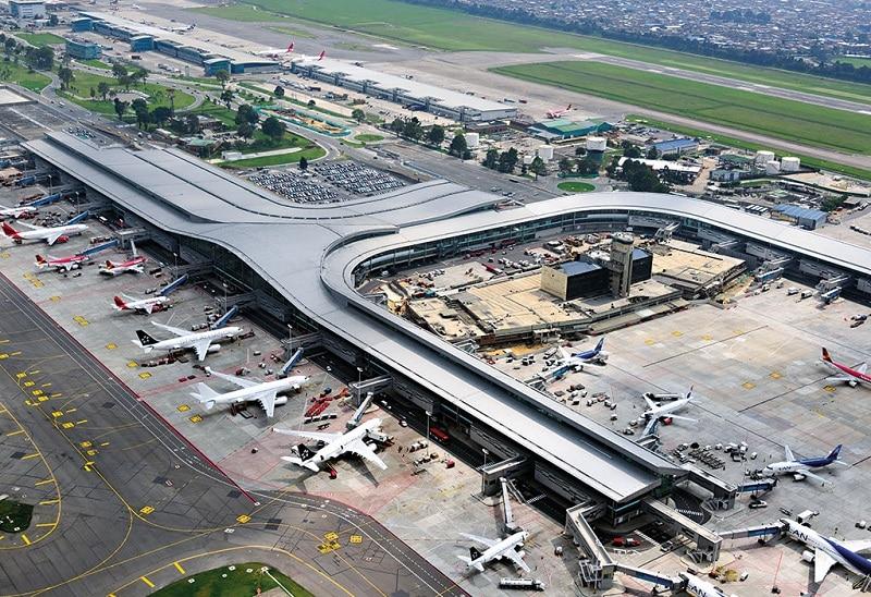 Aeroporto de Bogotá