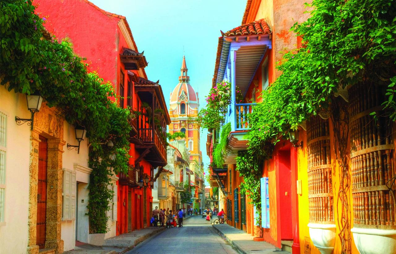 Dicas para aproveitar melhor sua viagem a Cartagena