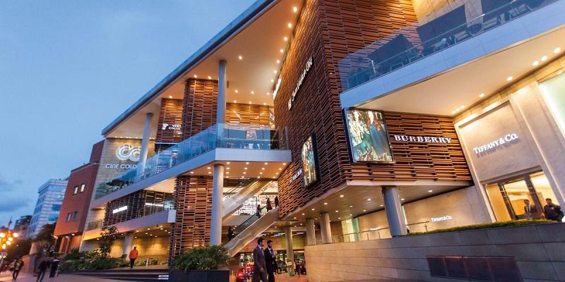 Centro Comercial Andino em Bogotá