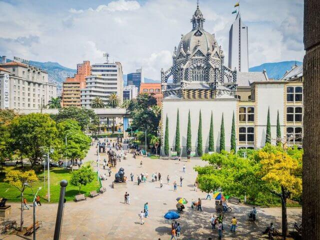 Clima e temperatura na Colômbia