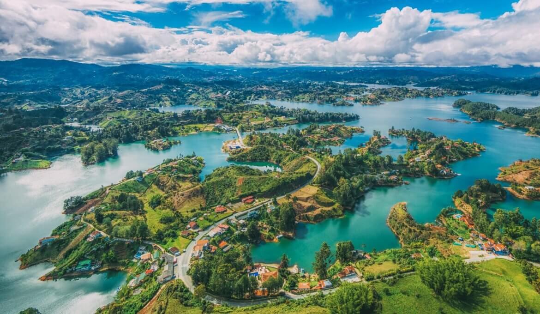 Cidades turísticas da Colômbia