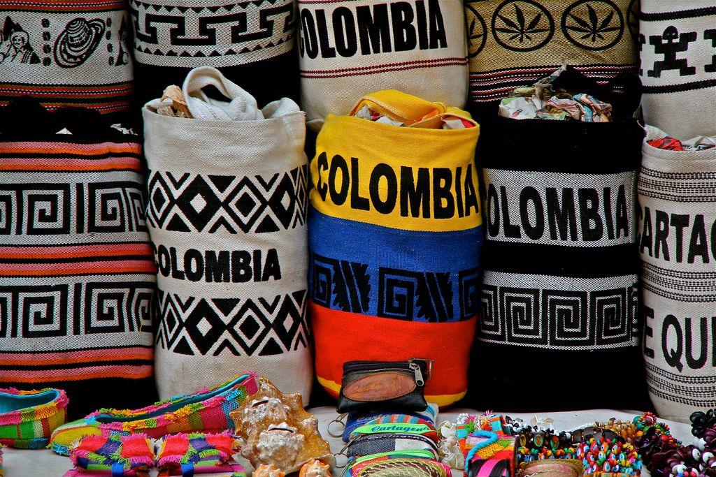 Souvenires da Colômbia