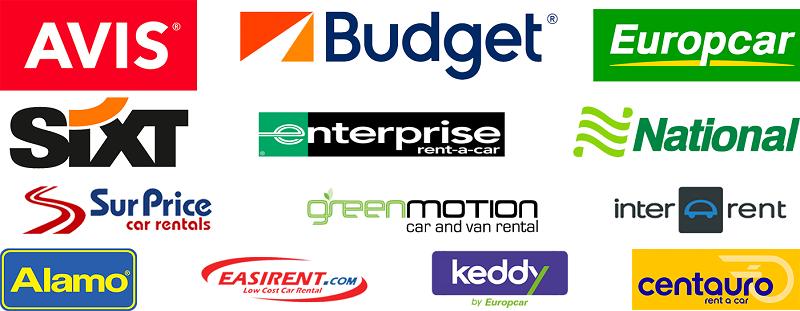 Empresas de aluguel de carro