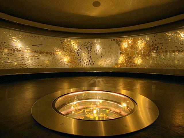 Museu do Ouro em Bogotá