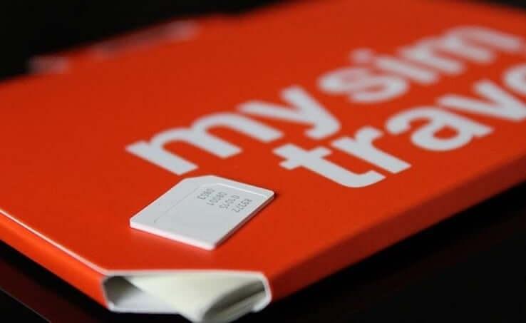 Mysimtravel - Chip de celular