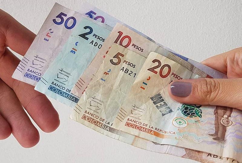 Como levar dinheiro para a Colômbia