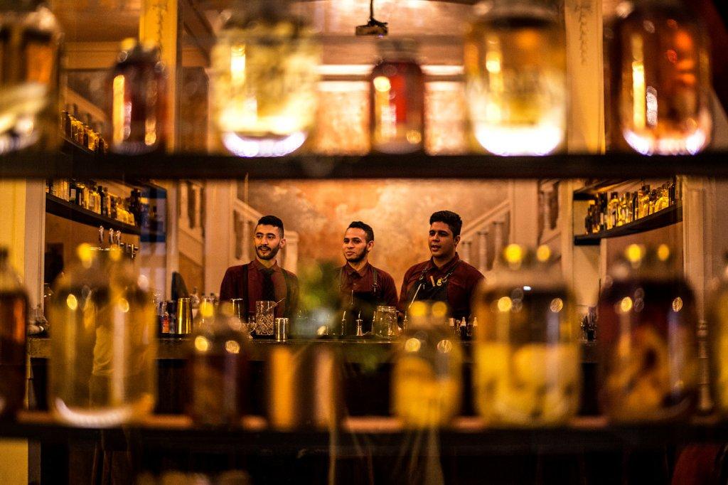 Alquimico Bar em Cartagena