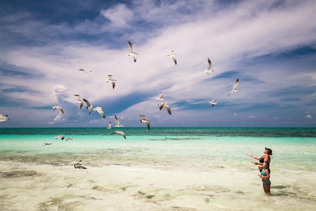 Praias na Colômbia