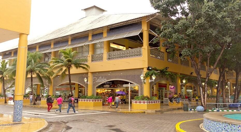 Paseo de la Castellana em Cartagena