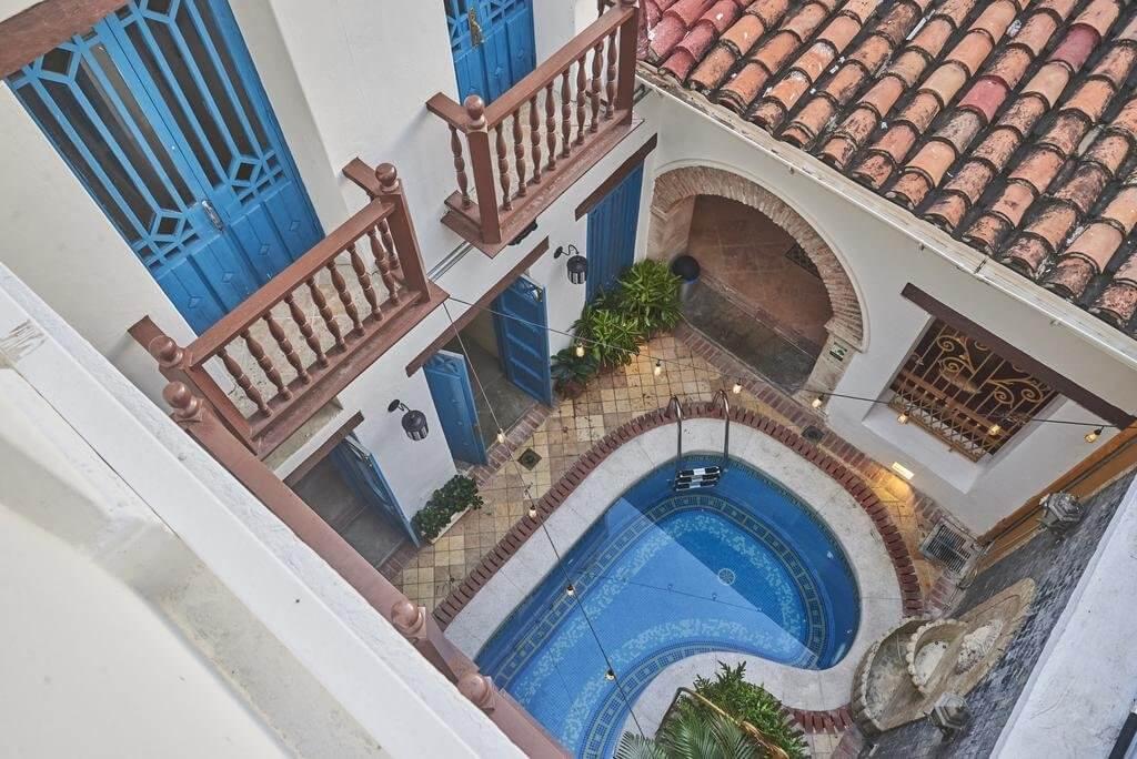 The Icon Capsule Hostelem Cartagena