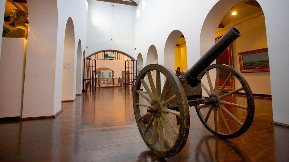 Museus em Bogotá: Museu Nacional da Colômbia