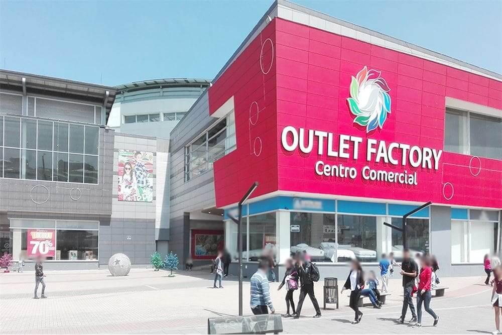 Outlet Factory Mall em Bogotá