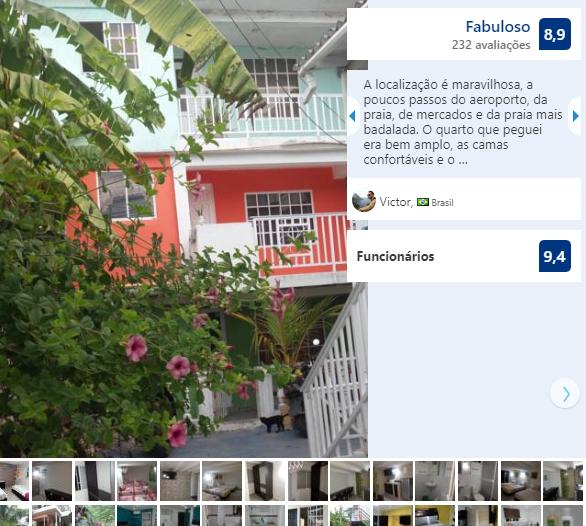 Hotéis bons e baratos em San Andrés: Posada J&J Forbes