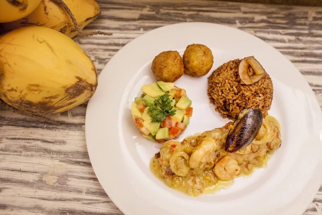 Restaurante Zaitun em Cartagena