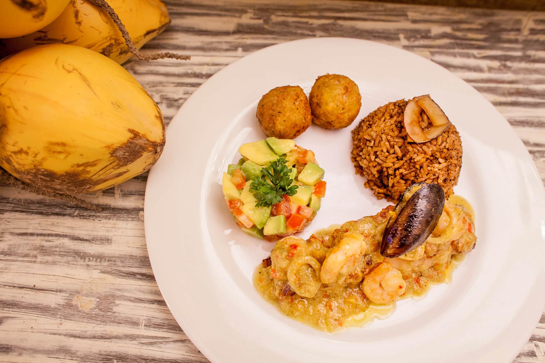 Comidas típicas da Colômbia