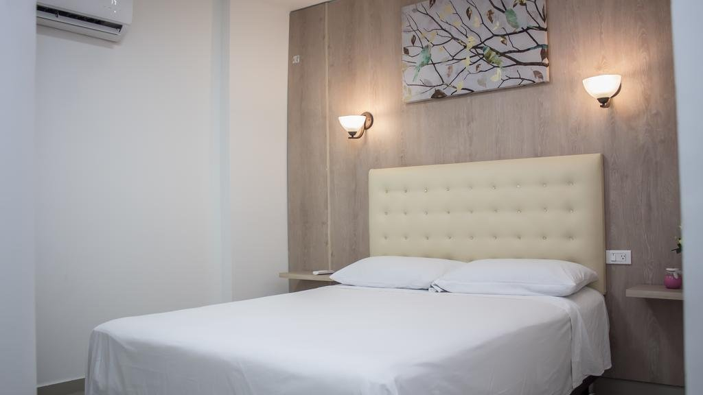 Hotel Arizona em Cartagena