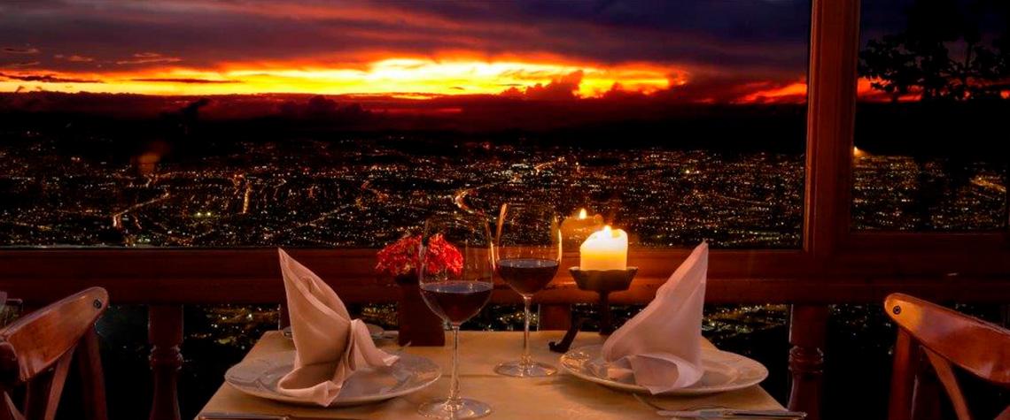 Restaurante Casa San Isidro em Bogotá