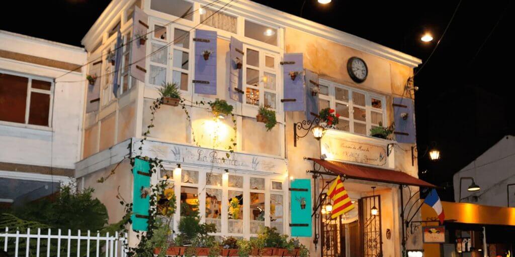 Restaurante La Provence em Bogotá