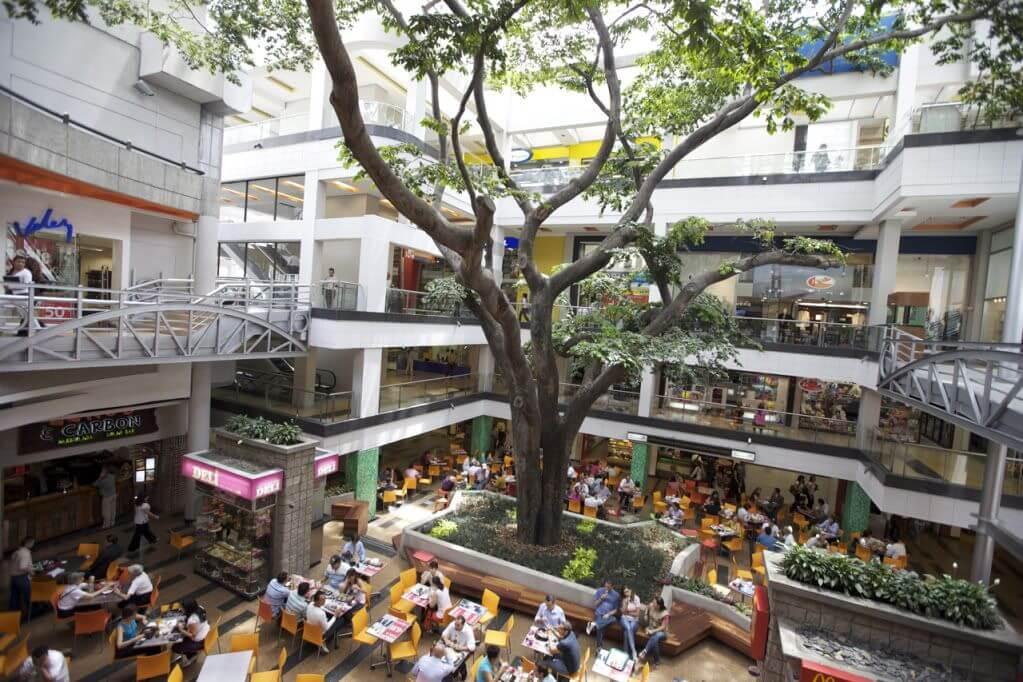 Shopping na Colômbia