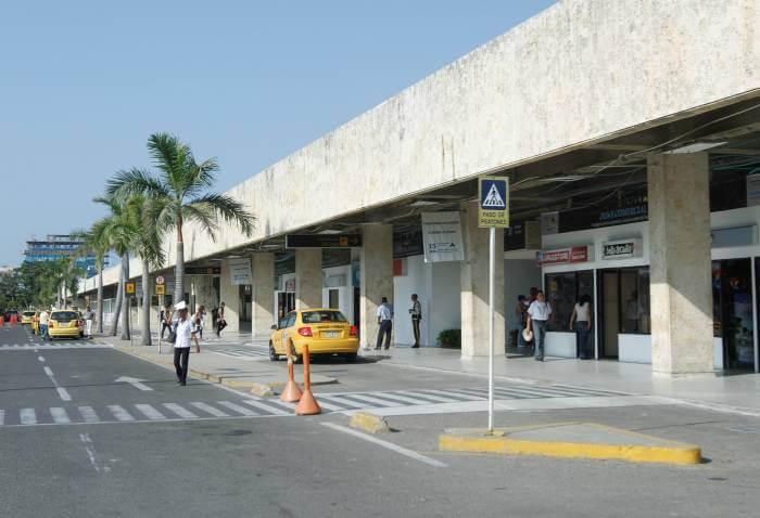 Aeroporto Cartagena das Índias
