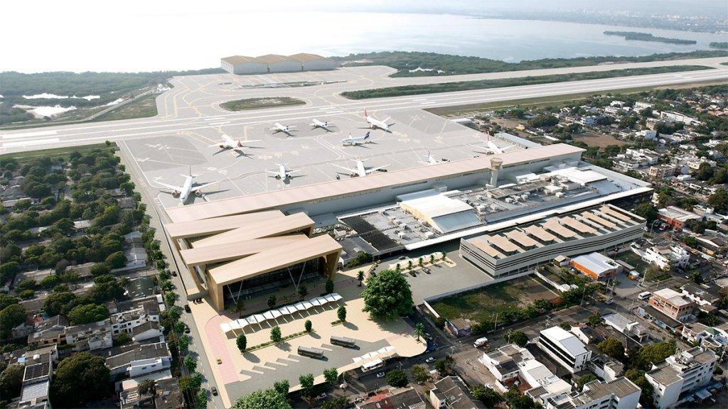 Aeroporto Internacional Rafael Núñez de Cartagena