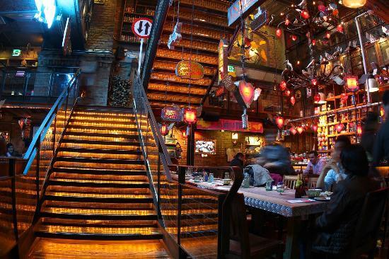 Bar Andres D.C. em Bogotá