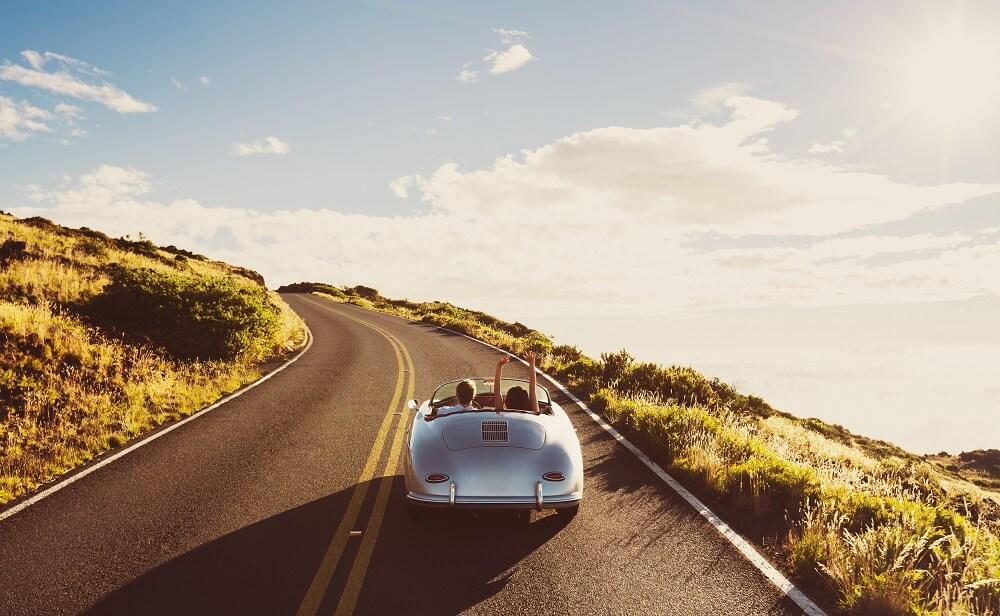 Como andar de carro em San Andrés