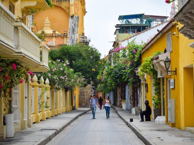 Passeios românticos em Cartagena