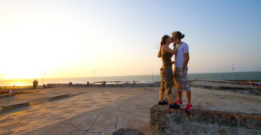Casais em Cartagena