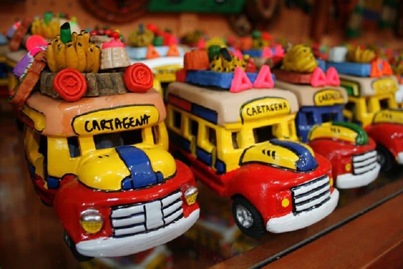 Cartagena - Lembrancinha