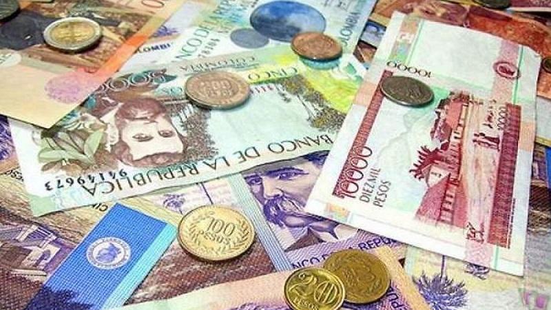 Como levar dinheiro para Bogotá