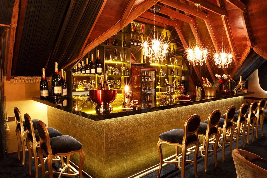 Bar Red Room em Bogotá