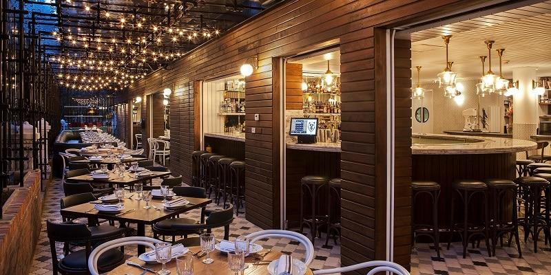 Restaurante em Bogotá