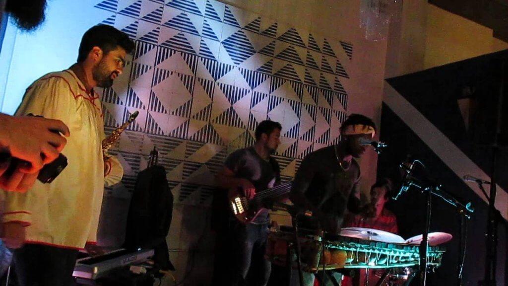 Balada Salsa Camará em Bogotá