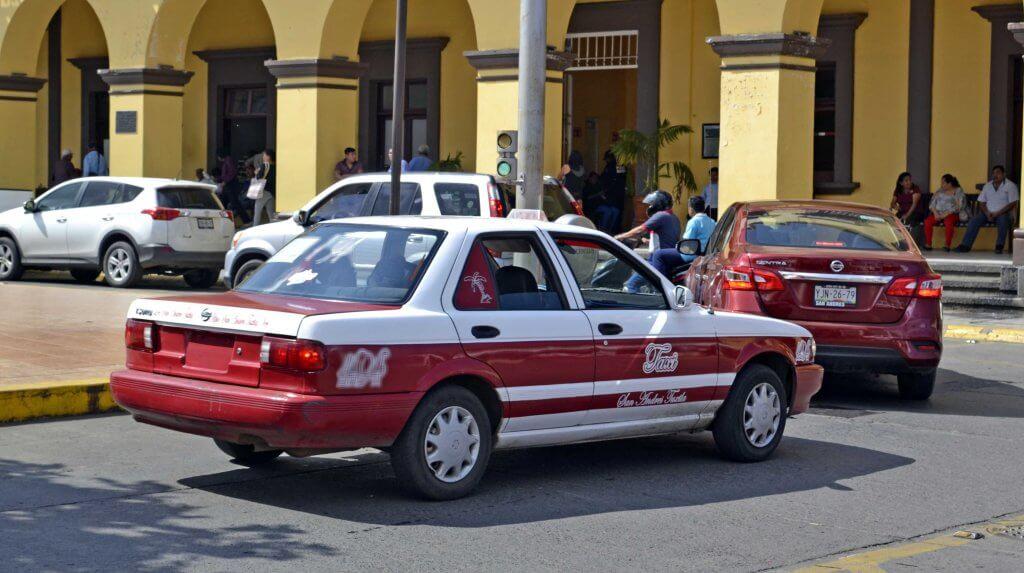 Como andar de Táxi em San Andrés