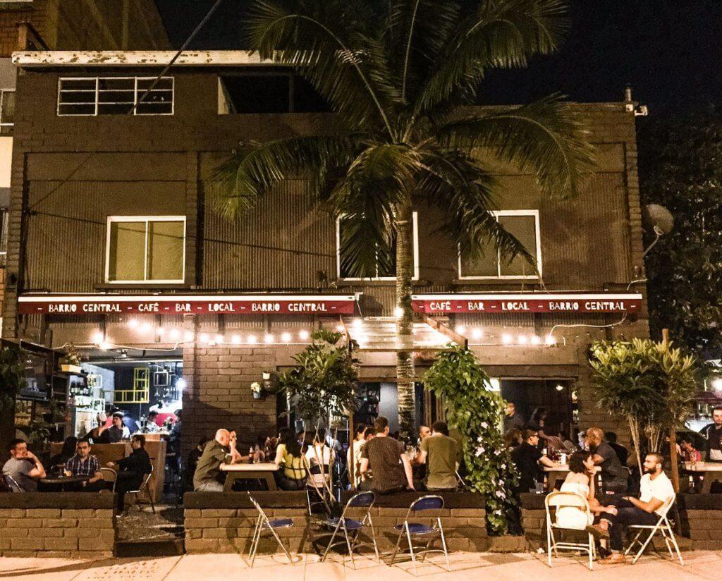 Barrio Central Cafe Bar em Medellín