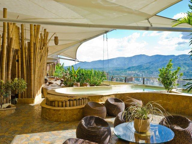 Dicas de hotéis em Medellín