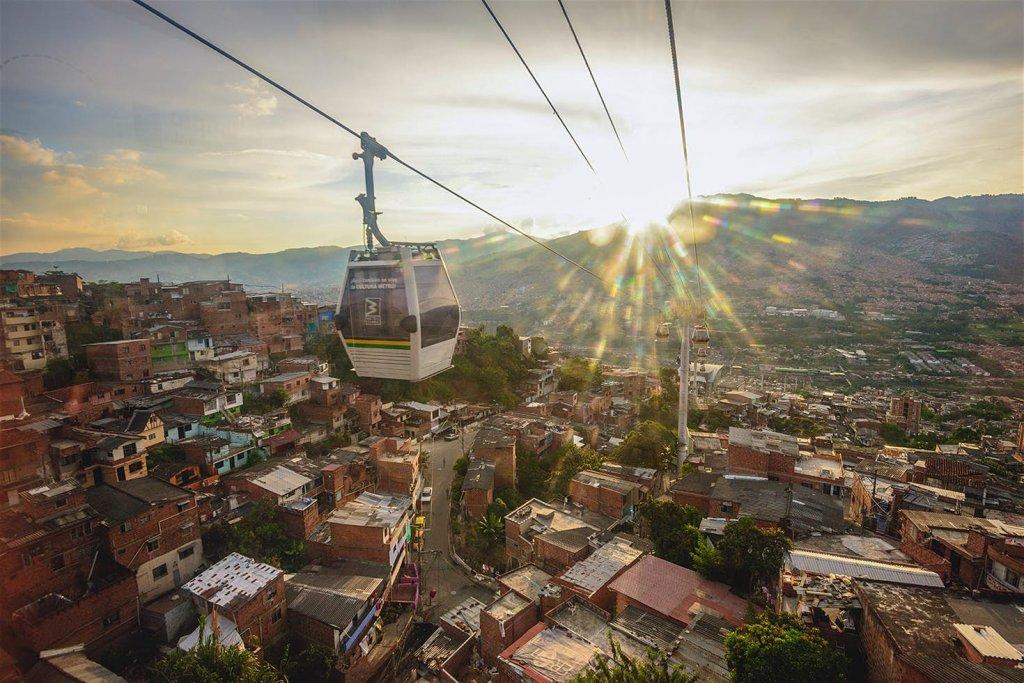 Verão em Medellín