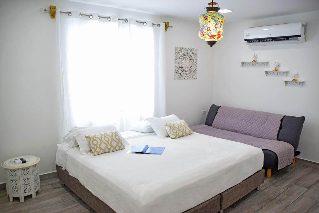 Quarto do Le Castel Blanc Hotel Boutique
