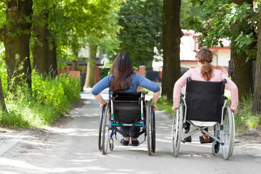 Deficientes físicos em San Andrés