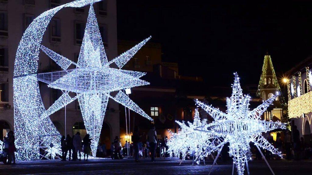 Natal em Cartagena, na Colômbia
