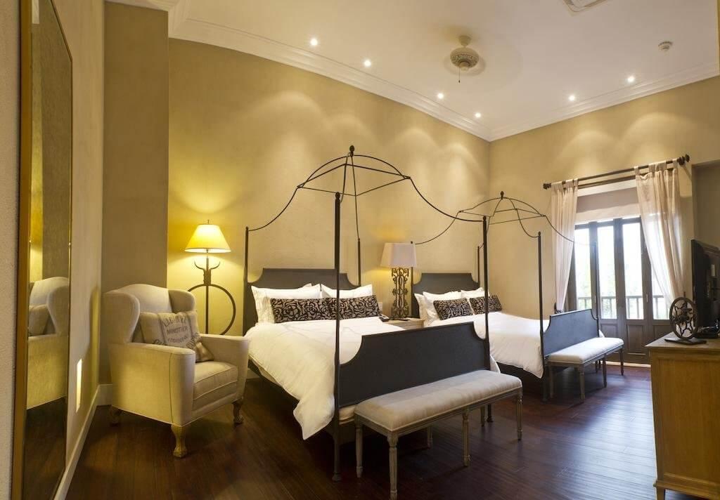 Quarto do Bastión Luxury Hotel