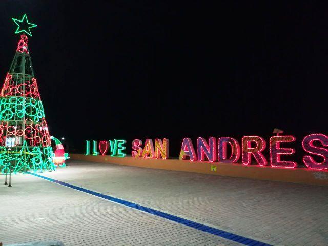 Natal em San Andrés