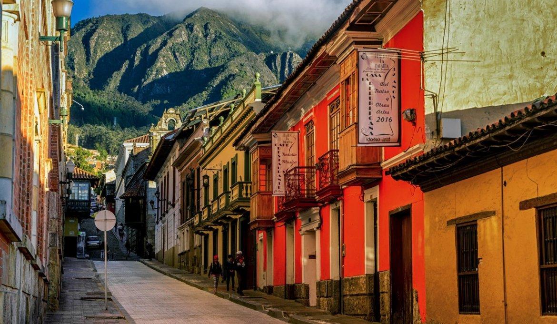 Roteiro de 4 dias na Colômbia